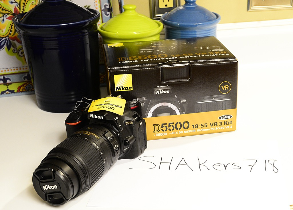 Nikon D5500 by SHAkers718 in Member Albums