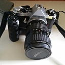 My Pentax Film Camera by DolphingirlJudy in Member Albums