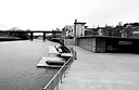 Row Boat Dock For Training, Commerence Street, Milwaukee, WI by Nitaone in Member Albums