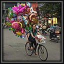 ballons vendre by Marcel in Vietnam 2012
