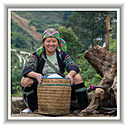Hmong follower by Marcel in Vietnam 2012