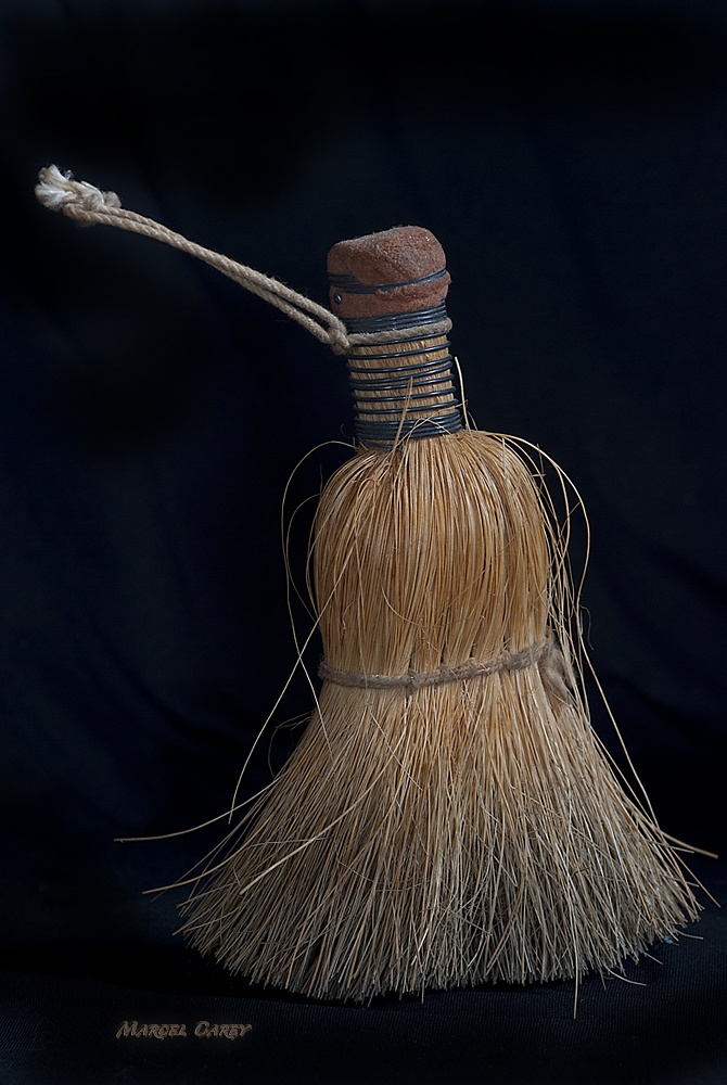 Old miniature broom from my grand dad by Marcel in Member Albums