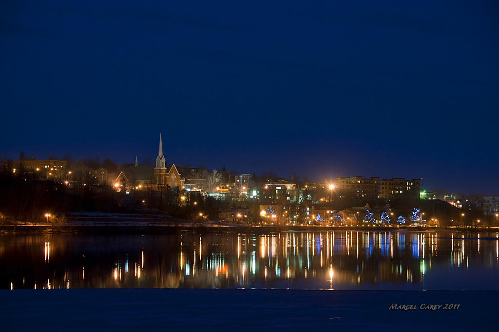 Sherbrooke by night by Marcel in Member Albums