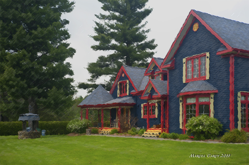 Country house by Marcel in Member Albums
