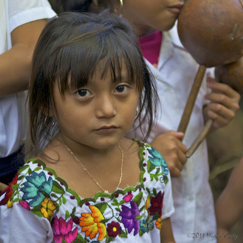 mayan young girl by Marcel in Member Albums