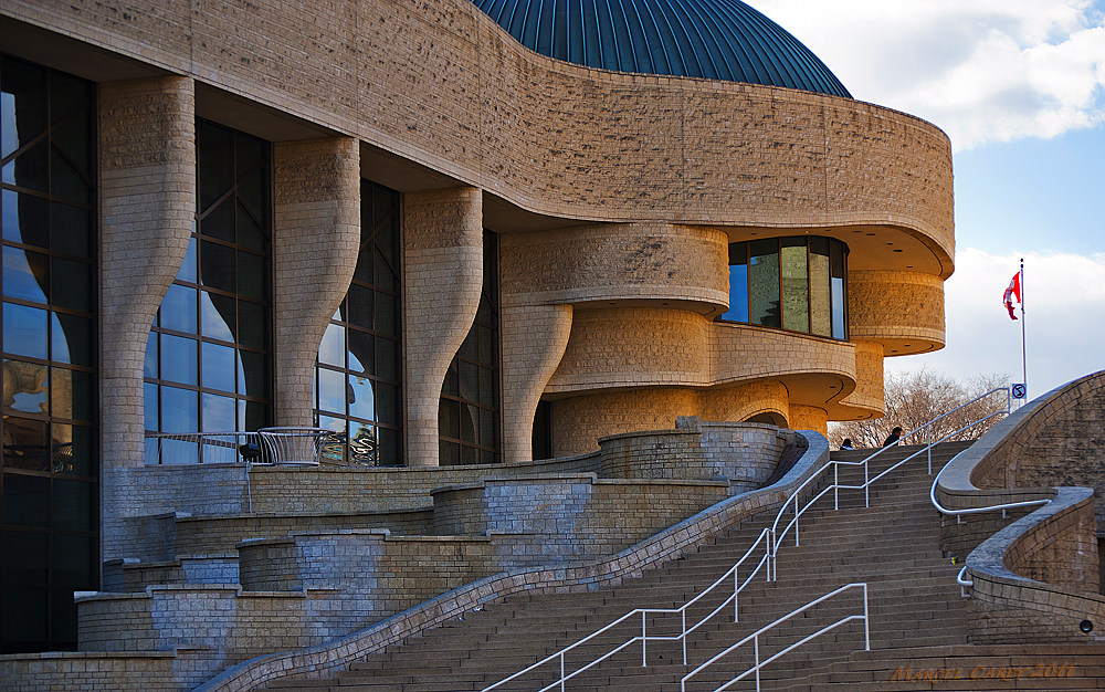 Civilization Museum Ottawa by Marcel in Member Albums