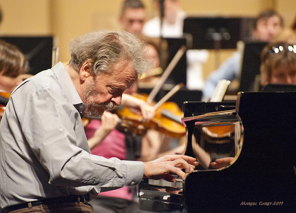 Concert pianist rehearsal by Marcel in Member Albums