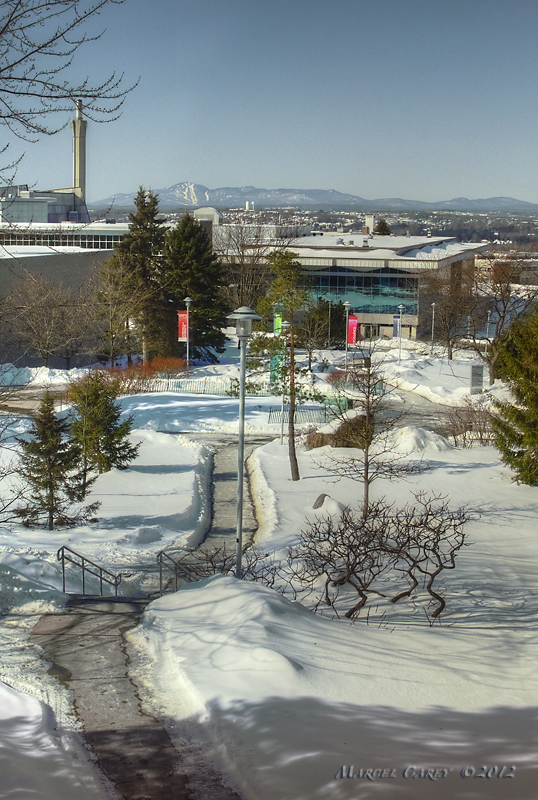 sherbrooke university view by Marcel in Member Albums