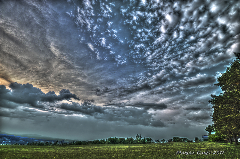 sky hdr