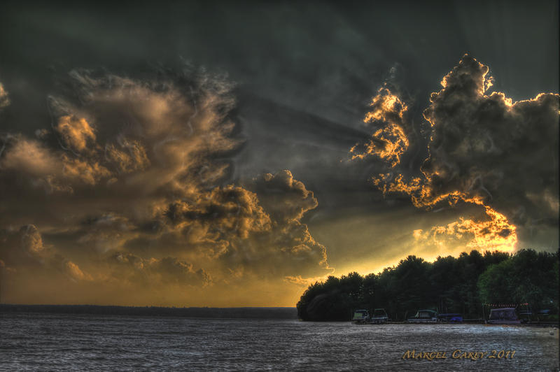 sunset 21072011 by Marcel in Member Albums