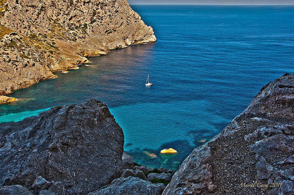 Cove of Mallorca by Marcel in Member Albums