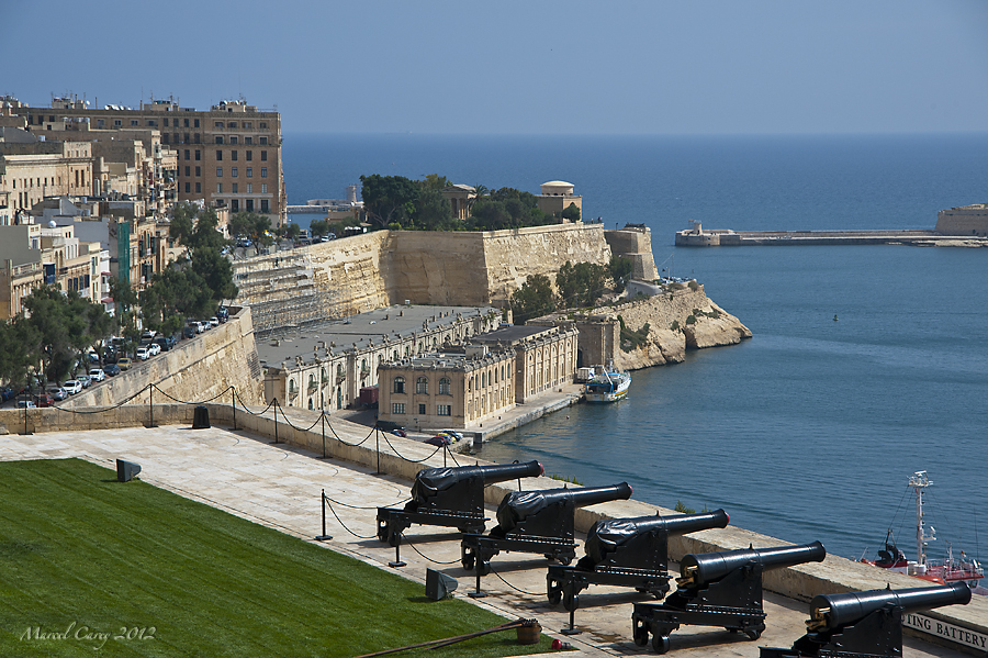 view from above valetta by Marcel in Member Albums