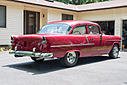 1955 Chevy Bel Air Restomod by 10 Gauge in '55 Chevy Bel Air