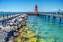 Lake Erie Light House by ksmith0034 in Member Albums