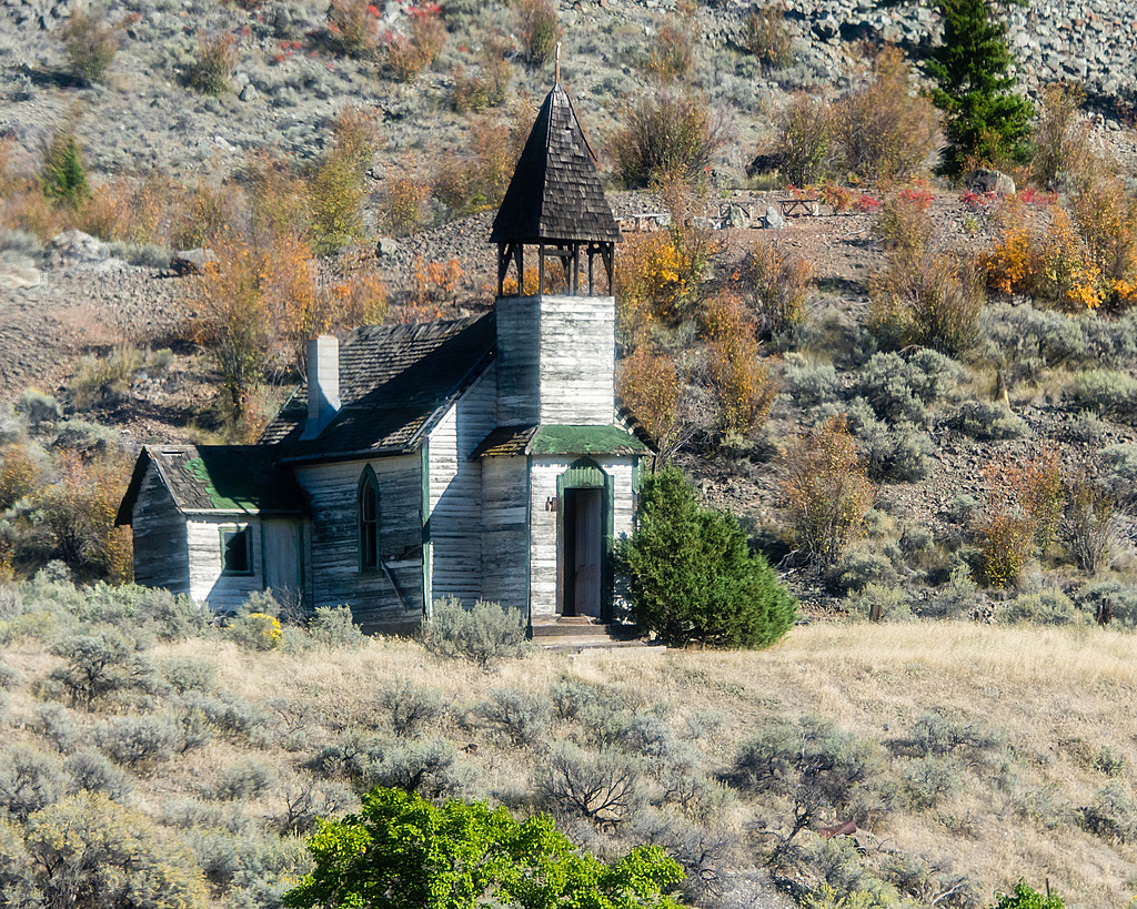 Old Church by dlwilliams48 in Member Albums