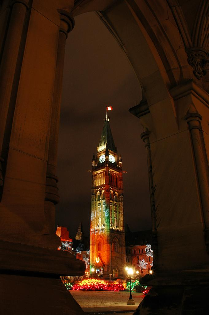 Ottawa, Peace Tower by DenisSavoie in Member Albums