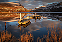 The colourful Winter At Snowdonia. Llyn Nantlle Uchaf by J-tom in Member Albums