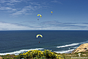 3 paragliders by Bikerbrent in 2017 Gliderport