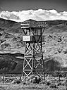 Guard Tower B&W by Bikerbrent in Member Albums