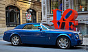 Love the Blue Rolls Royce by Jcher in Member Albums
