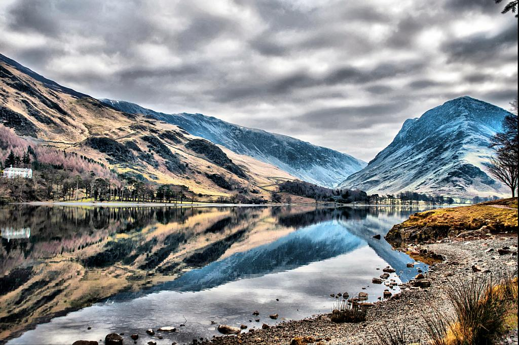 D700 and HDR after a walk around Buttermere by theregsy in Member Albums