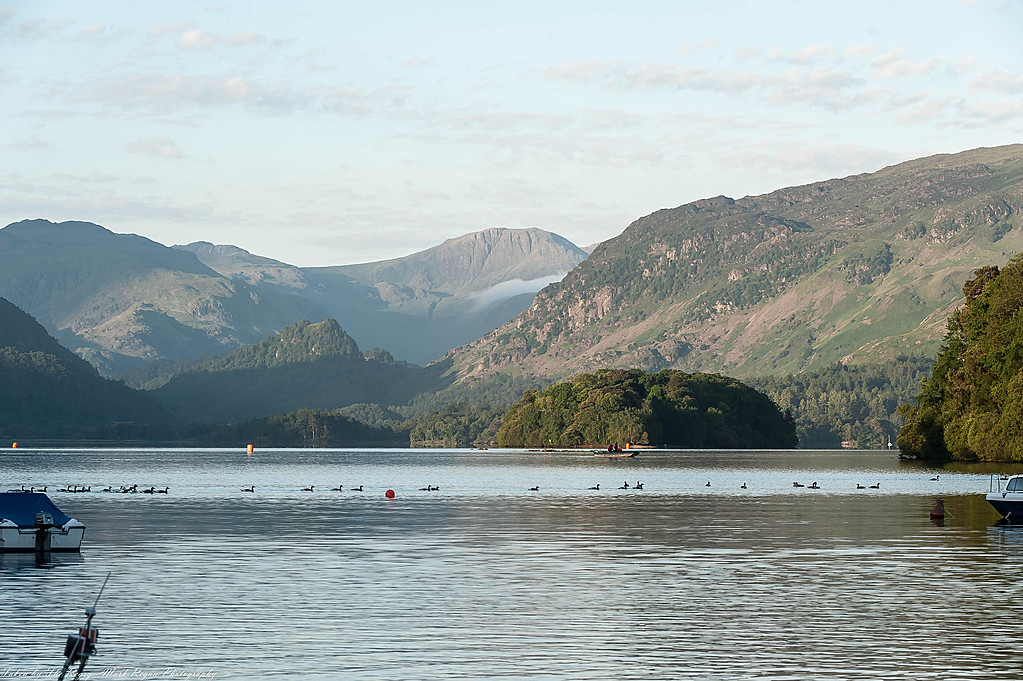 Derwent water by theregsy in Member Albums
