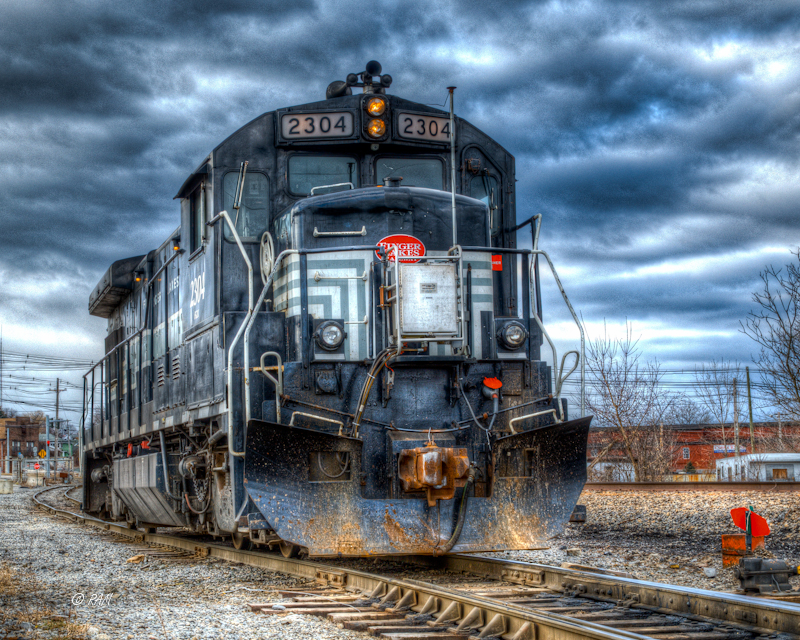HDR Loco by Rick M in Member Albums