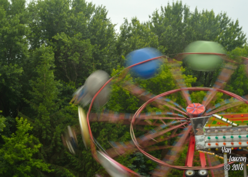 Rides are fast  by Yan Lauzon in Member Albums