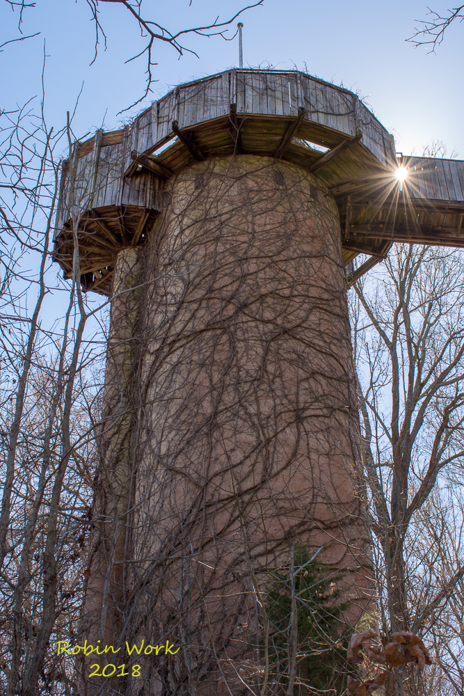 Lookout tower by Robin W in Member Albums