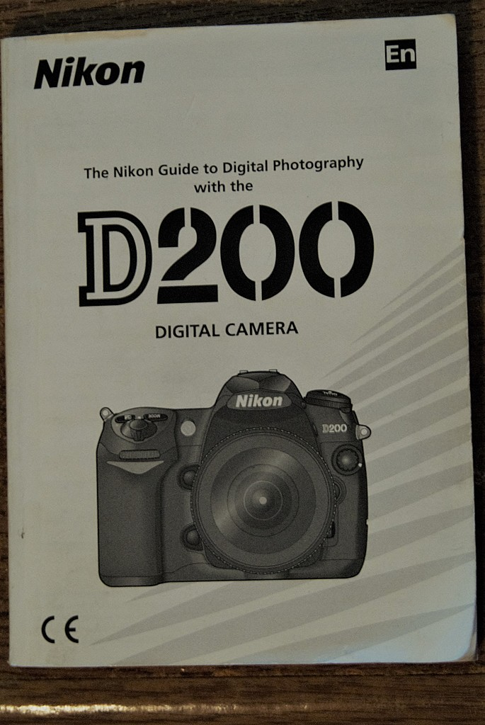D200 Manual by fullmetalsleeve in Weekly Photo Challenges
