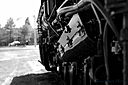 looking forward along the steam engine by fullmetalsleeve in Member Albums