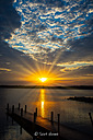 Saylorville Sunrise by Scot H in Member Albums