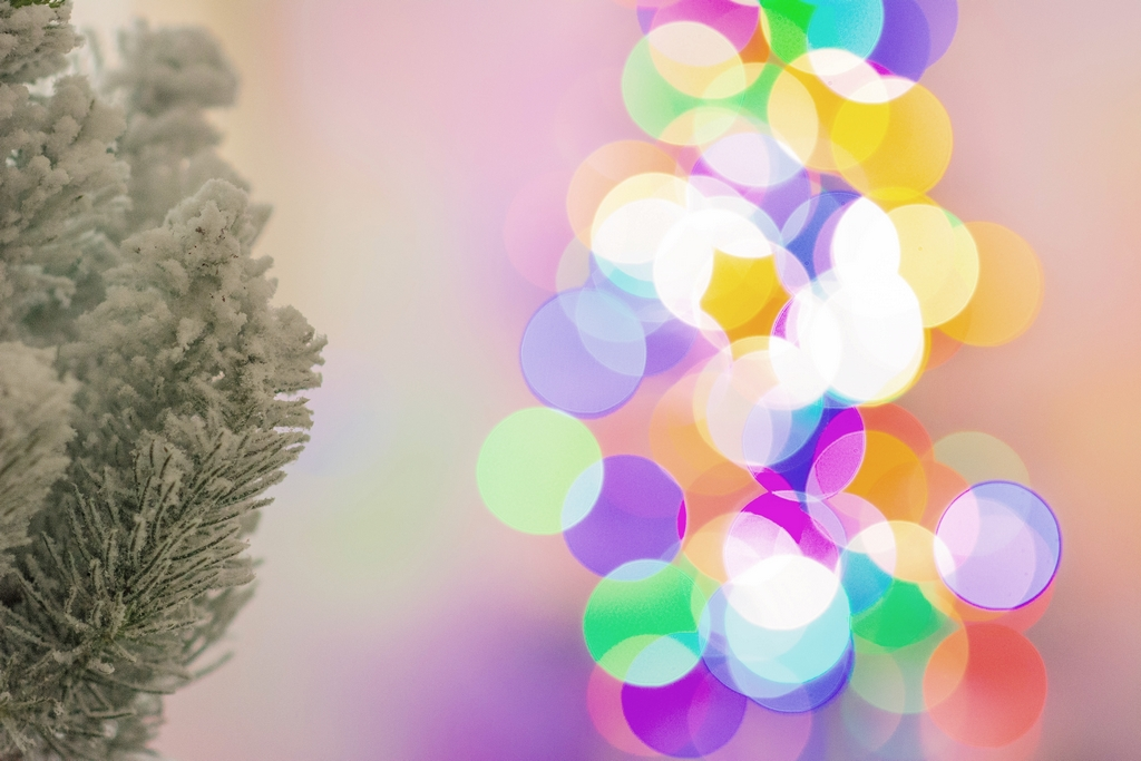 A Christmas Bokeh by Peter7100 in Weekly Photo Challenges