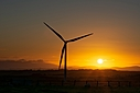 windfarm sunset by Peter7100 in Member Albums