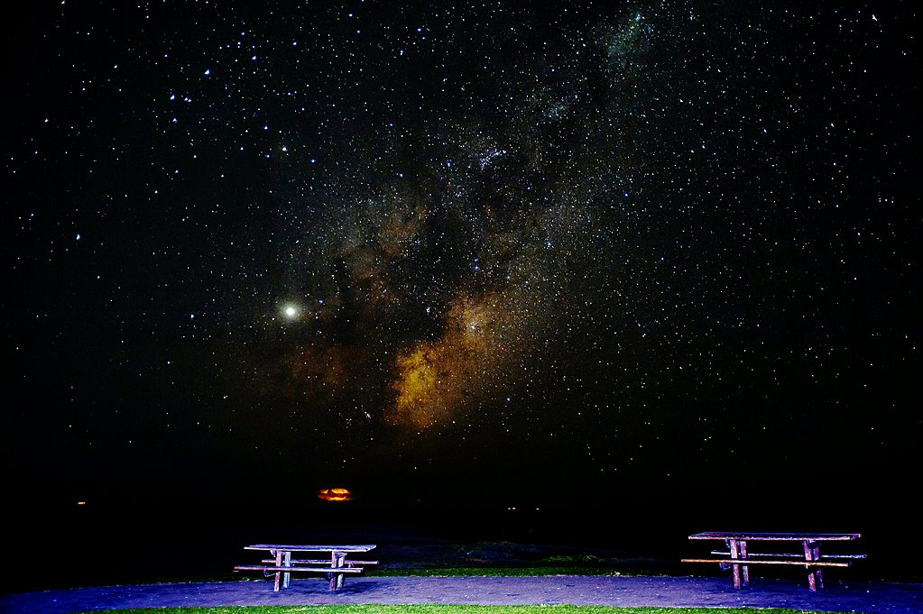 Sky At Night Sawtell Headland by Snap Happy in Member Albums