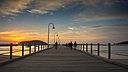 Coffs Harbour Sunrise Jetty