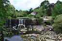 Stroudwater Falls, Portland, Maine by JohnFrench in Member Albums