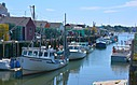 Waterfront Scene, Portland Maine by JohnFrench in Member Albums