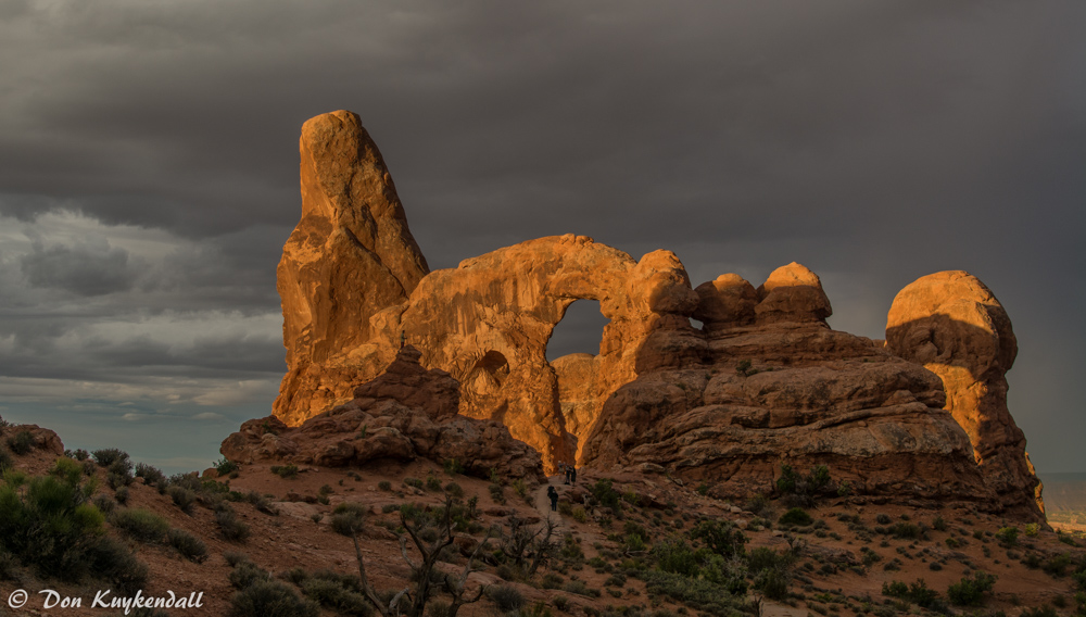 09-07-15 0062-edit arches nikon d7100 - 1-50 sec at f - 6.7 - iso 125  by Don Kuykendall in Member Albums