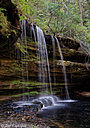 Caney Creek Falls by Don Kuykendall in Member Albums