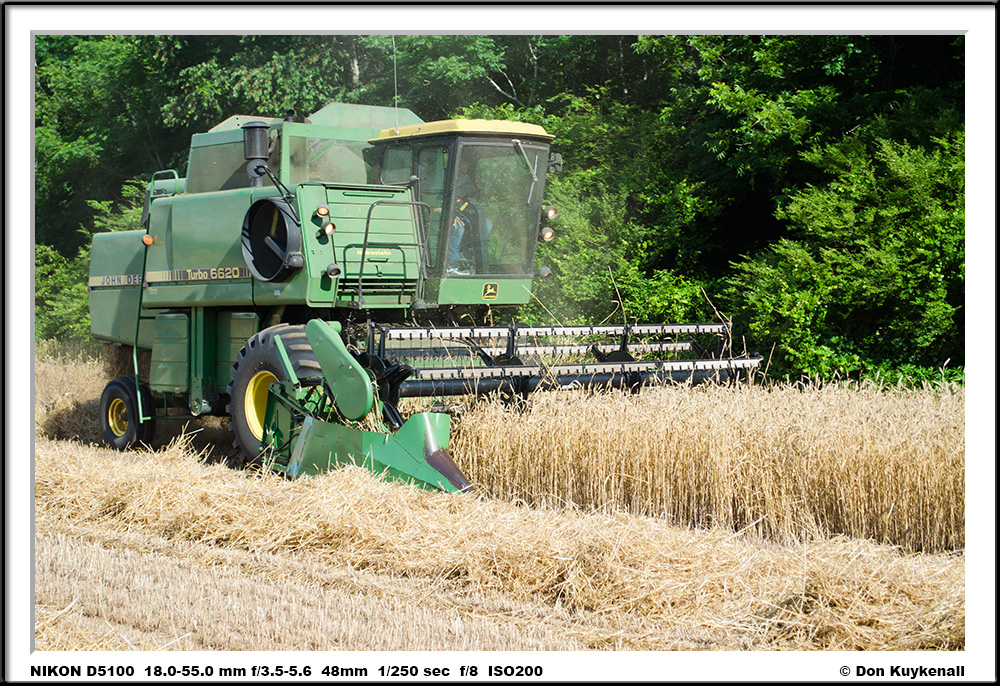 Hay Field by Don Kuykendall in Member Albums