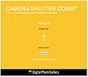 shutter count 1 by Don Kuykendall in Member Albums