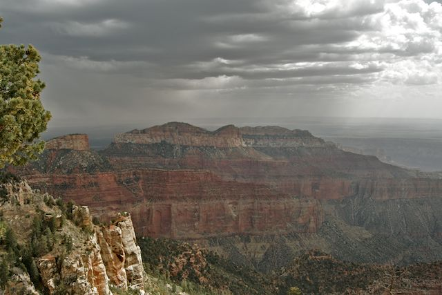 Point Imperial North Rim Grand Canyon by Joseph Bautsch in Member Albums