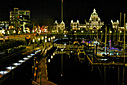 Victoria Inner Harbour at Night by TieuNgao in Member Albums