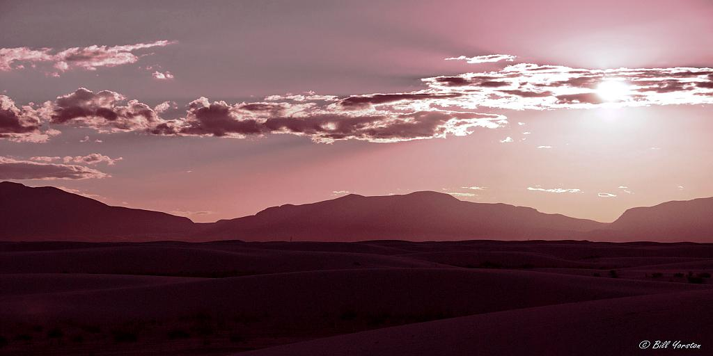 sunset by Ruidoso Bill in Member Albums