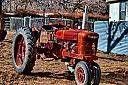 Tractor HDR by Ruidoso Bill in Member Albums