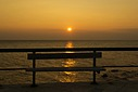 Sunset bench by stamatisg2002 in Member Albums