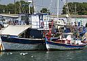 Fishing boats at the port of Alexandroupolis by stamatisg2002 in Member Albums