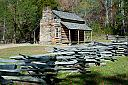 John Oliver House - Cade's Cove by NikonThom in Member Albums