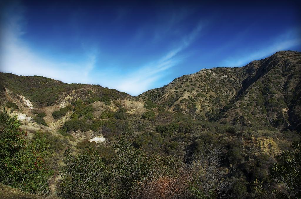 Stough Canyon - Burbank Hills, CA by RickSawThat in Member Albums